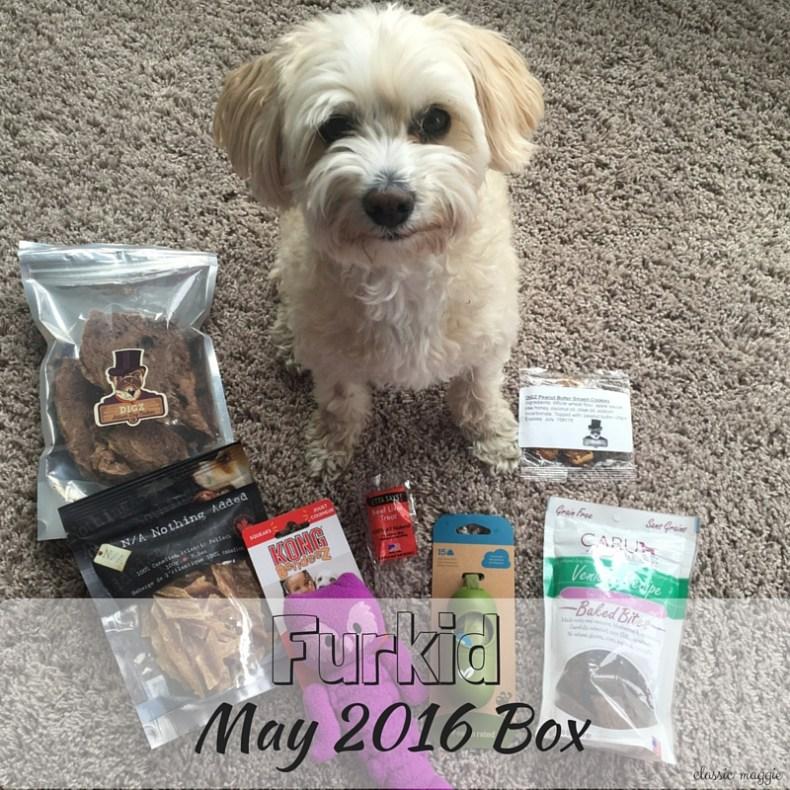 Furkid May 2016 Box Review