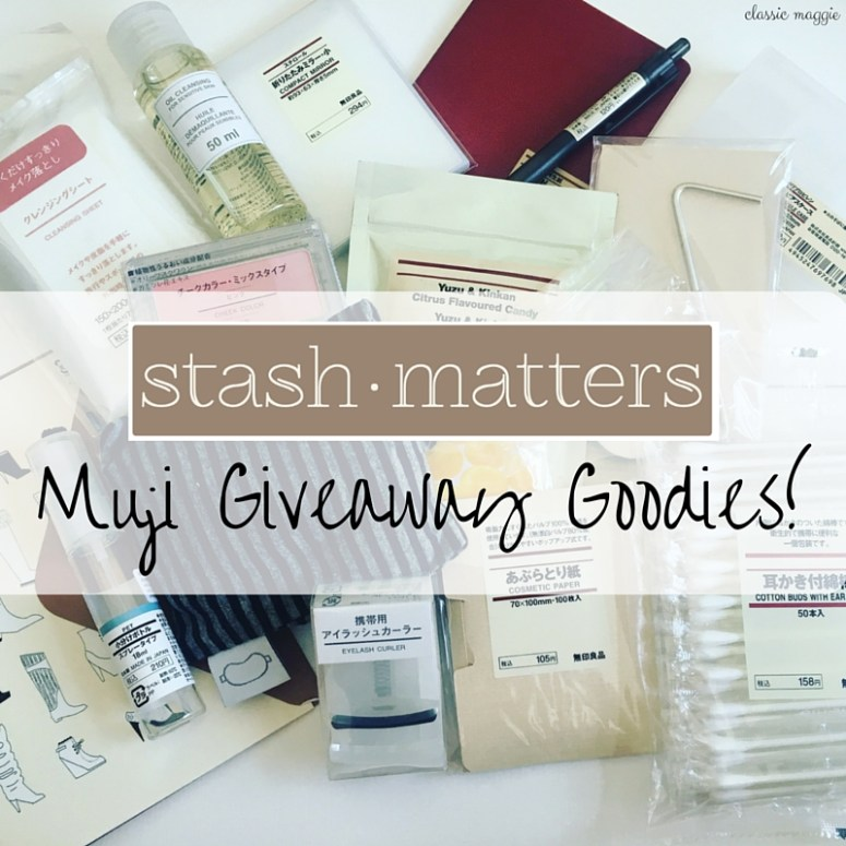 Giveaway Goodies! (1)