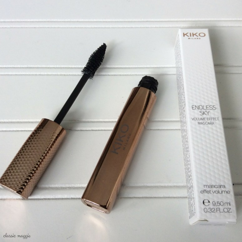 Kiko Endless Sky Volume Effect Mascara