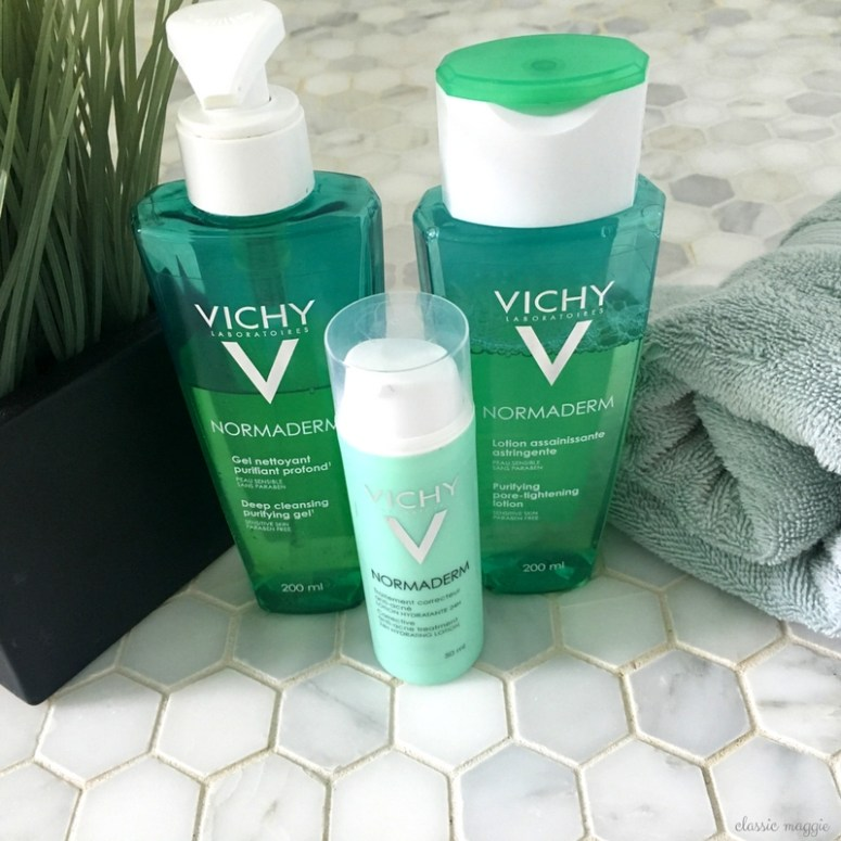 Vichy Normaderm Skincare