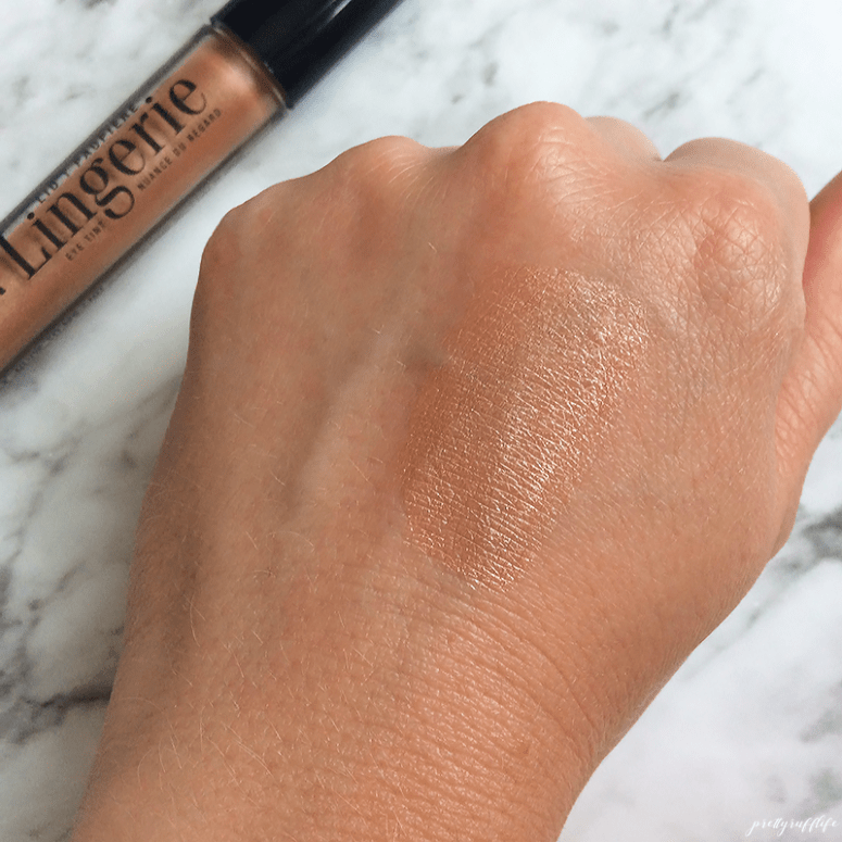 NYX Lid Lingerie Nude to Me