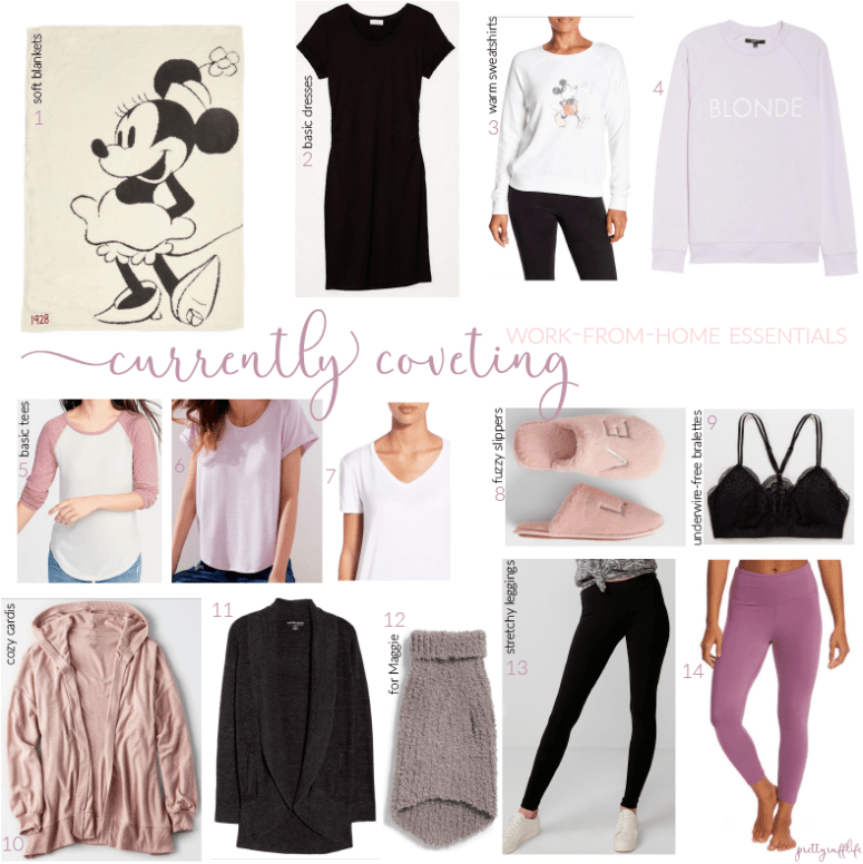 Currently Coveting – Loungewear