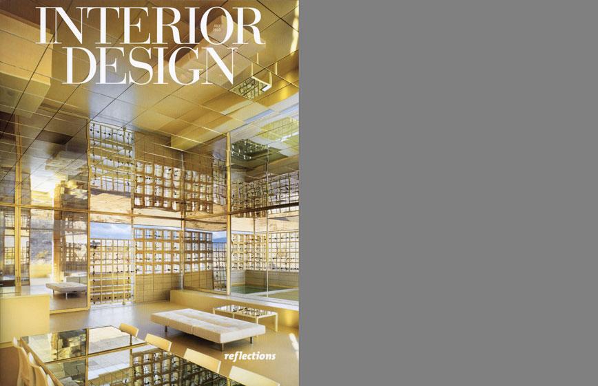 Nice Interior Design Magazine On Acido Dorado