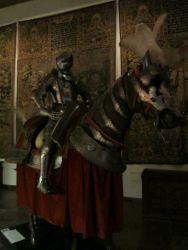 A rider figure