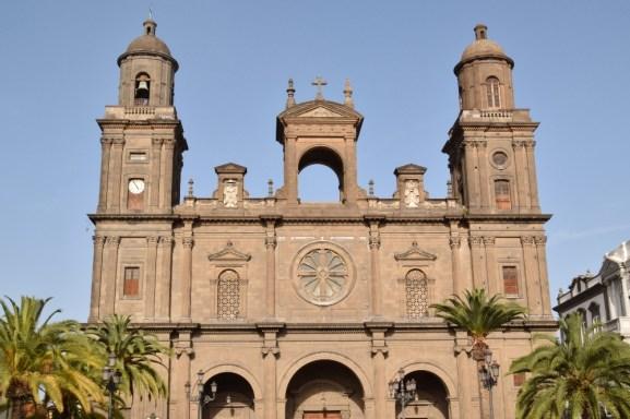 Santa Ana cathedral, Vegueta, Las Palmas