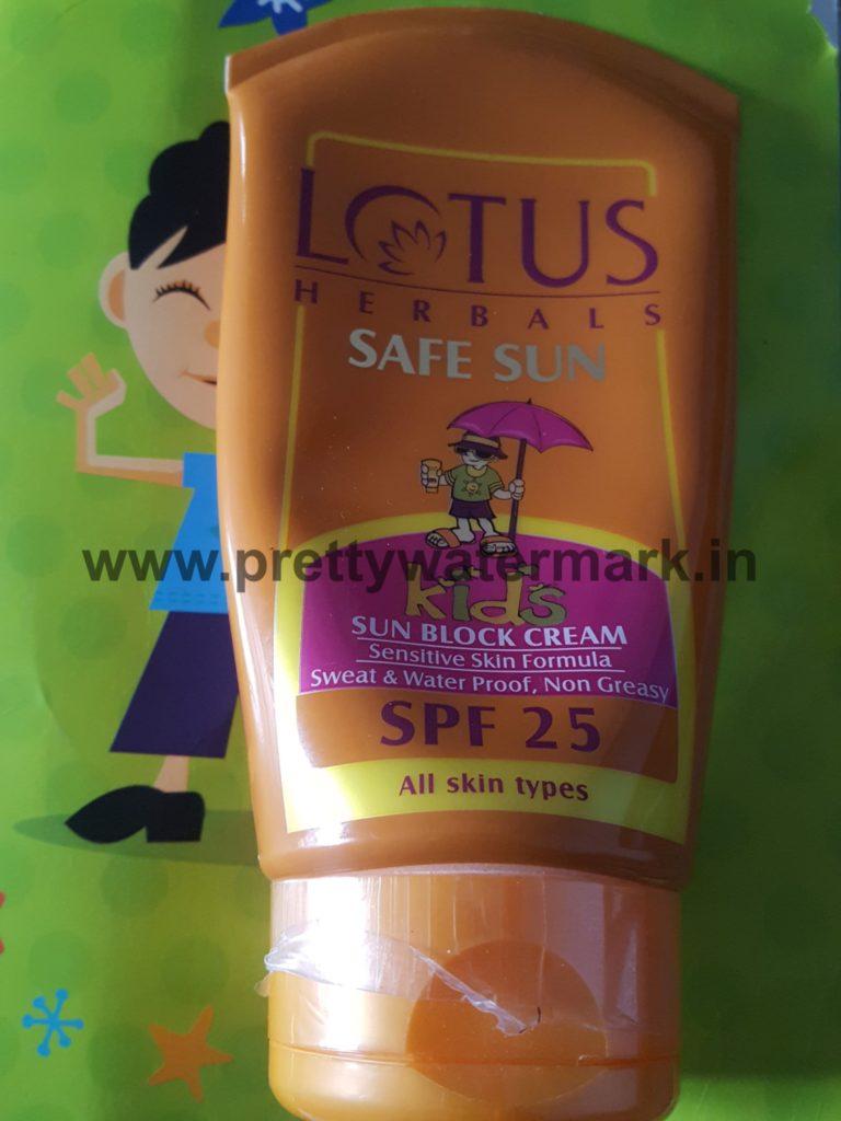 Lotus Cream Sensitive Skin