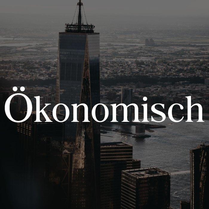 oekonomisch