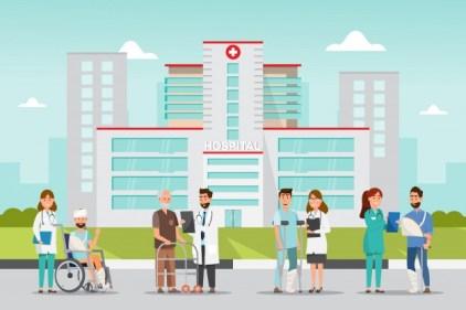 conjunto-personajes-dibujos-animados-medico-paciente_36082-522