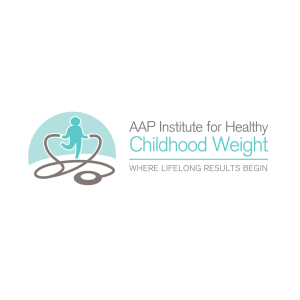 AAP institute for healthy childhood weight logo