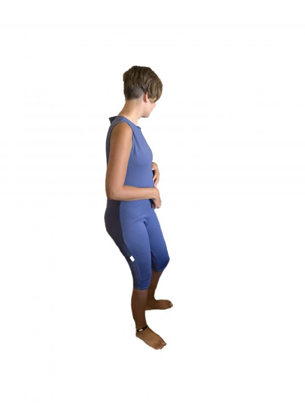 Kylapparel Anti Strip Jumpsuit Side Special Needs Clothing