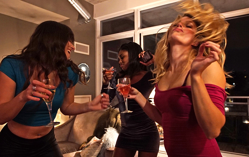 A new film launches a national campaign focused on young women and alcohol: The alarming rise in binge drinking among young women