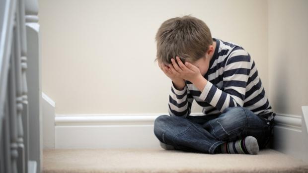 stress-child