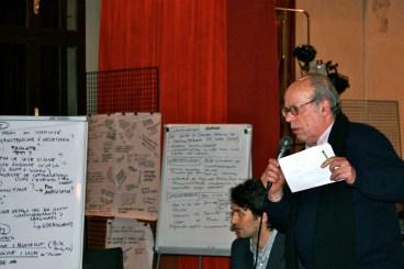 Marco Bondesan, Geologo esperto del territorio ferrarese.