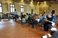 Tutti i partecipanti al quarto Laboratorio di Prevenzione sismica