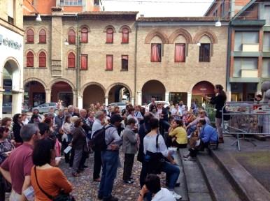"""Ore 15.30: ritrovo in Piazzetta Schiatti: si parte alla volta de """"La Ferrara sul fiume"""""""