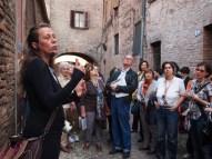 Cecilia Novi, guida turistica