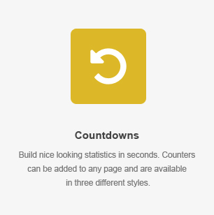 Countdown Element