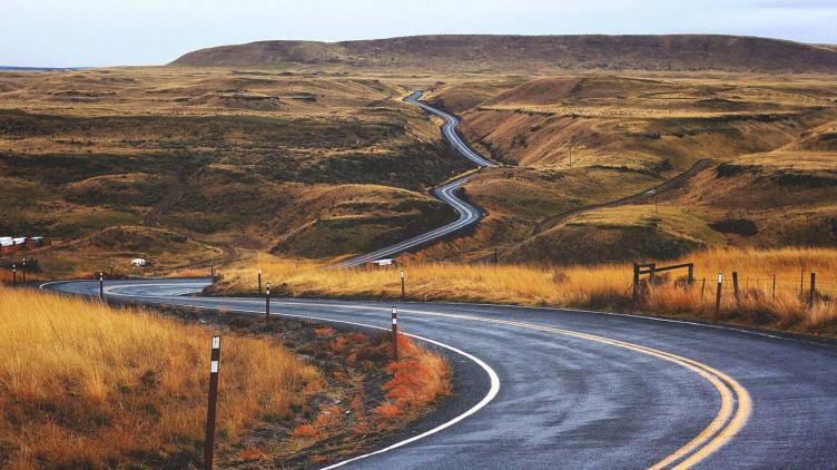 The long and winding road ahead.