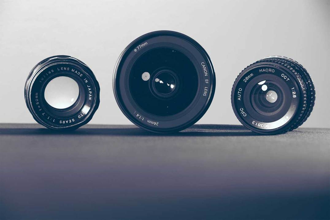 A few of the top lenses right now