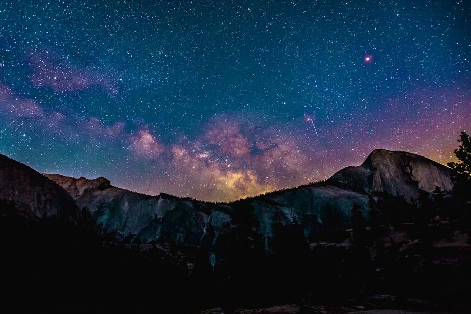 The Milky Way Galaxy is an excellent place to start with astrophotography.