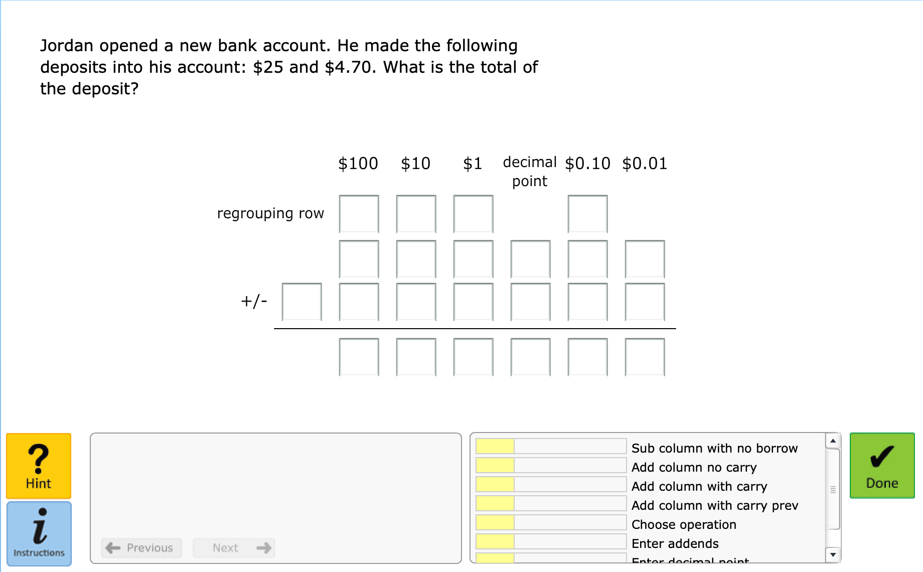 Mathtutor Preview Home