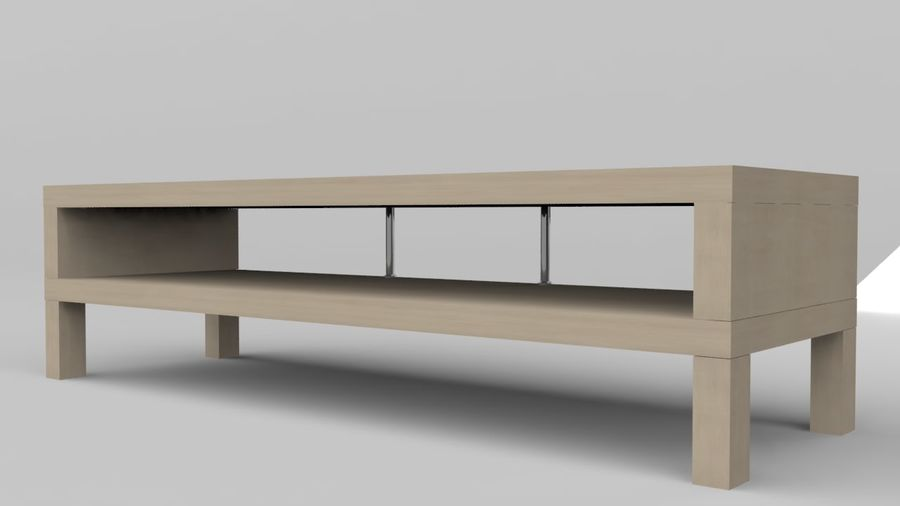 Ikea Lack Tv Stand 3d Model 10 Unknown Max 3ds Free3d