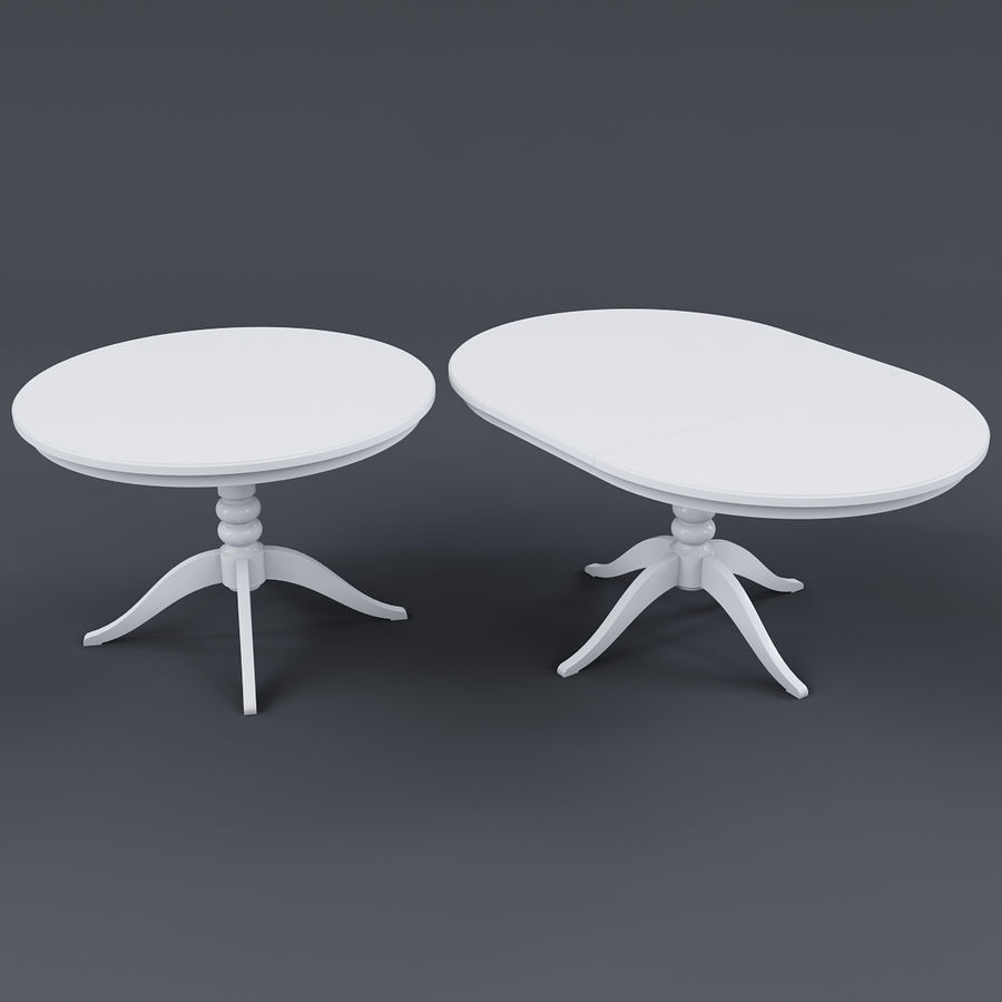 table a rallonge ikea liatorp blanche