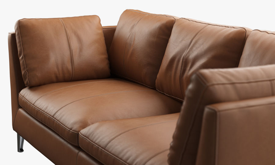 ikea stockholm sofa 3d model 35