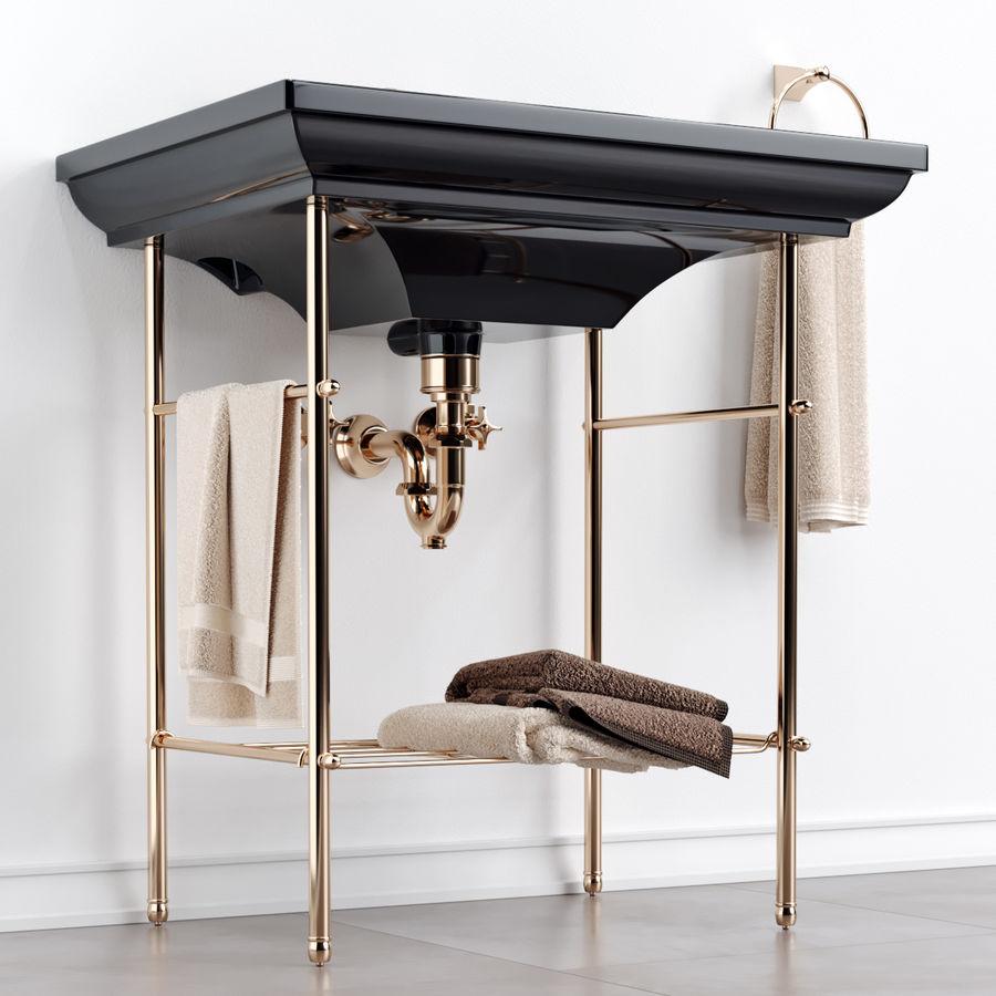 memoirs table legs kohler 3d model 21