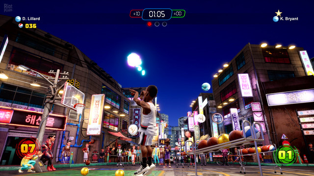 screenshot nba 2k playgrounds 2 1920x1080 2018 10 16 5 - NBA 2K Playgrounds 2 - FitgirlRepacks