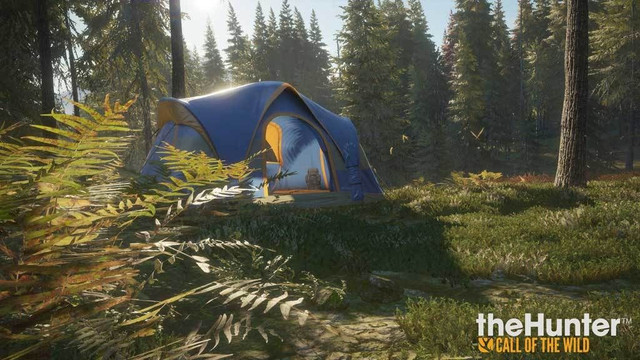 thehunter call of the wild tents ground blinds dlc 1 - TheHunter: Call of the Wild v1.22 + 14 DLCs
