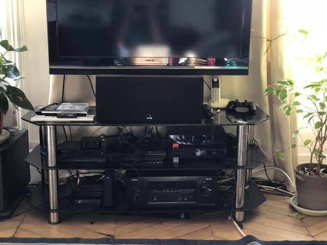 rehausseur tv 30088016 sur le