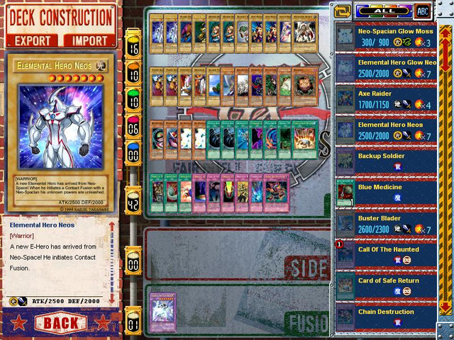 Yu Gi Oh Power Of Chaos Jaden The Fusion PC Game 1 - Yu-Gi-Oh! Power of chaos (All 3 Games) Compressed