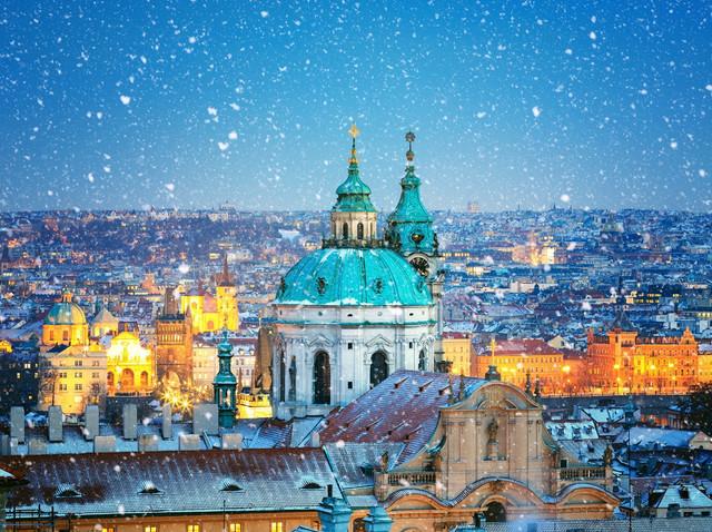 Красивые зимние фотографии из разных уголков Земли