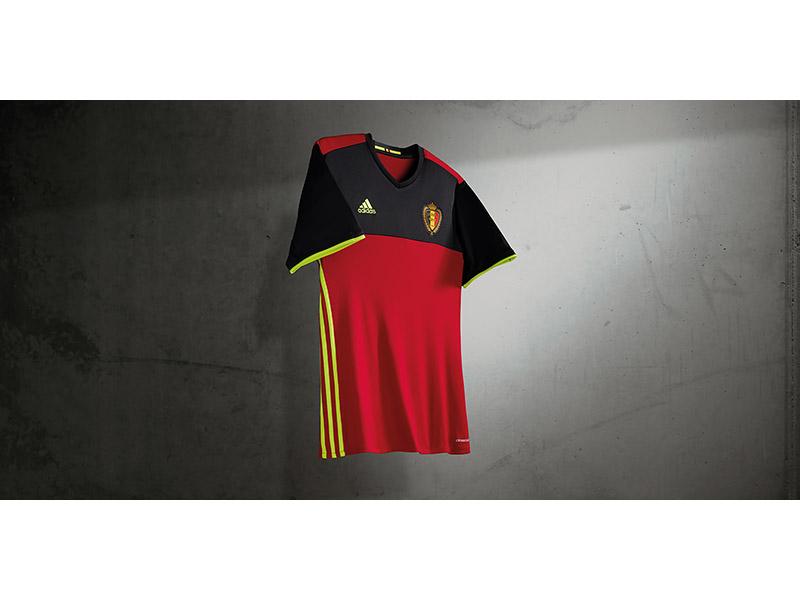 Belgium Reveal New Home Kit