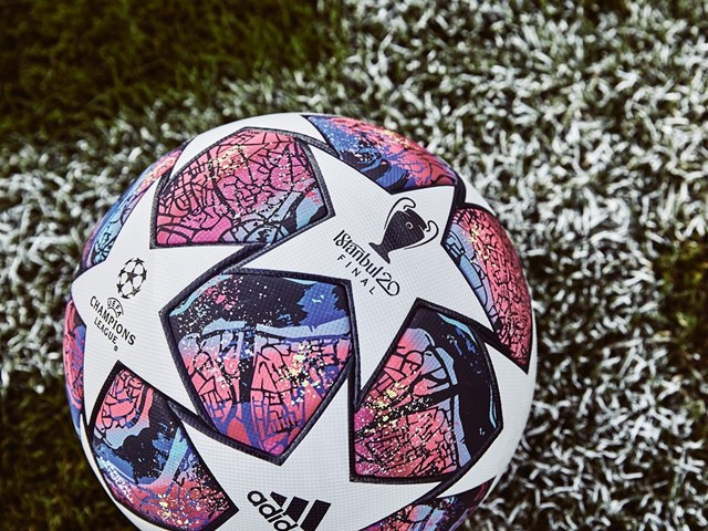 Official Match Ball of the UEFA Champions League 2020 ...