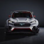 All Electric Mustang Mach E 1400 Prototype By Ford Performance And Rtr Takes Racing Drifting To New Levels