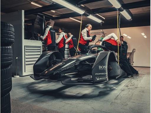 RP - Porsche Formula E Calafet Test