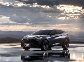 The dream comes true: CUPRA Tavascan will be a reality