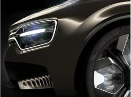 Kia Motors Europe Geneva Motorshow Concept (side)