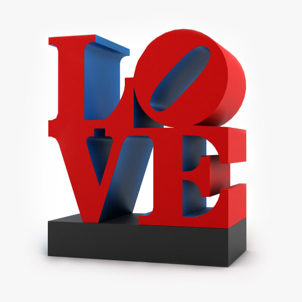 Image result for love sculpture