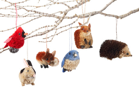 Edible Ornaments For Animals And Wildlife