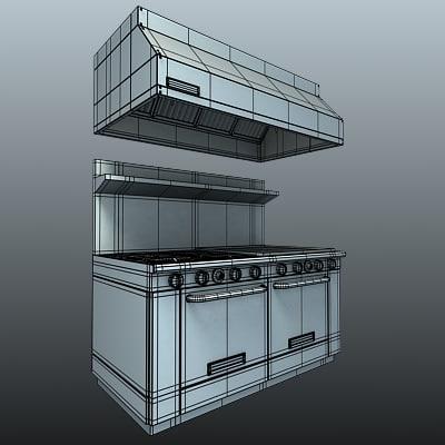 Kitchen Stove Hood1 Thumbnail2