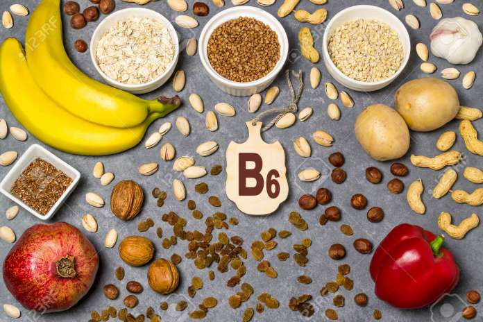 Image result for vitamin b6