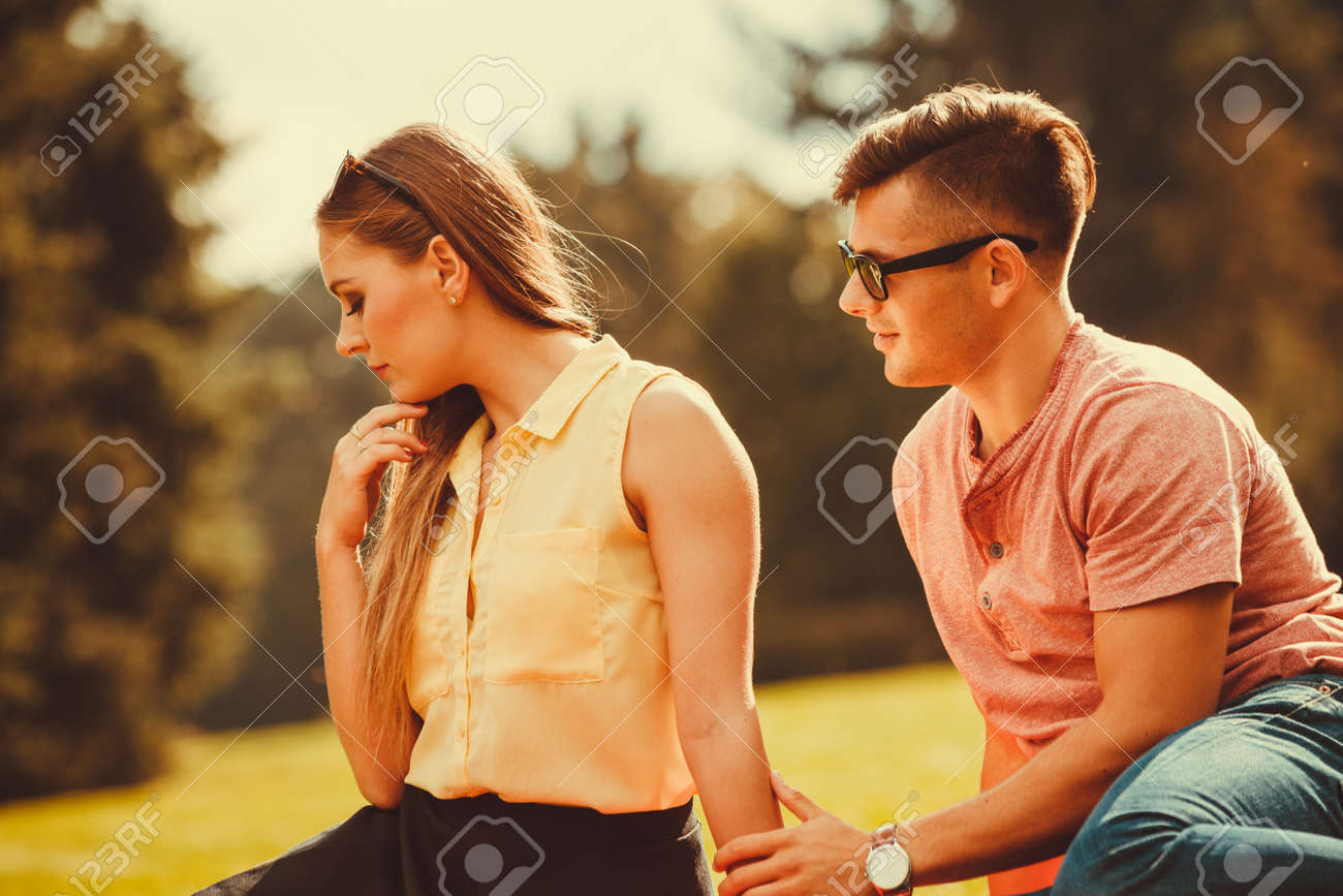 Love Romance Heartbreak Emotions Concept Angry Girl Rejects Stock Photo Picture And Royalty Free Image Image 61758675