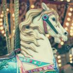 Vintage Carousel Horse Stock Photo Picture And Royalty Free Image Image 57341545
