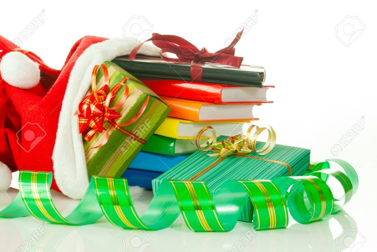 Image result for Books as Christmas presents + photos + free