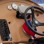 Steering Wheel Of Speed Boat And Control Panel Console Stock Photo Picture And Royalty Free Image Image 70996644