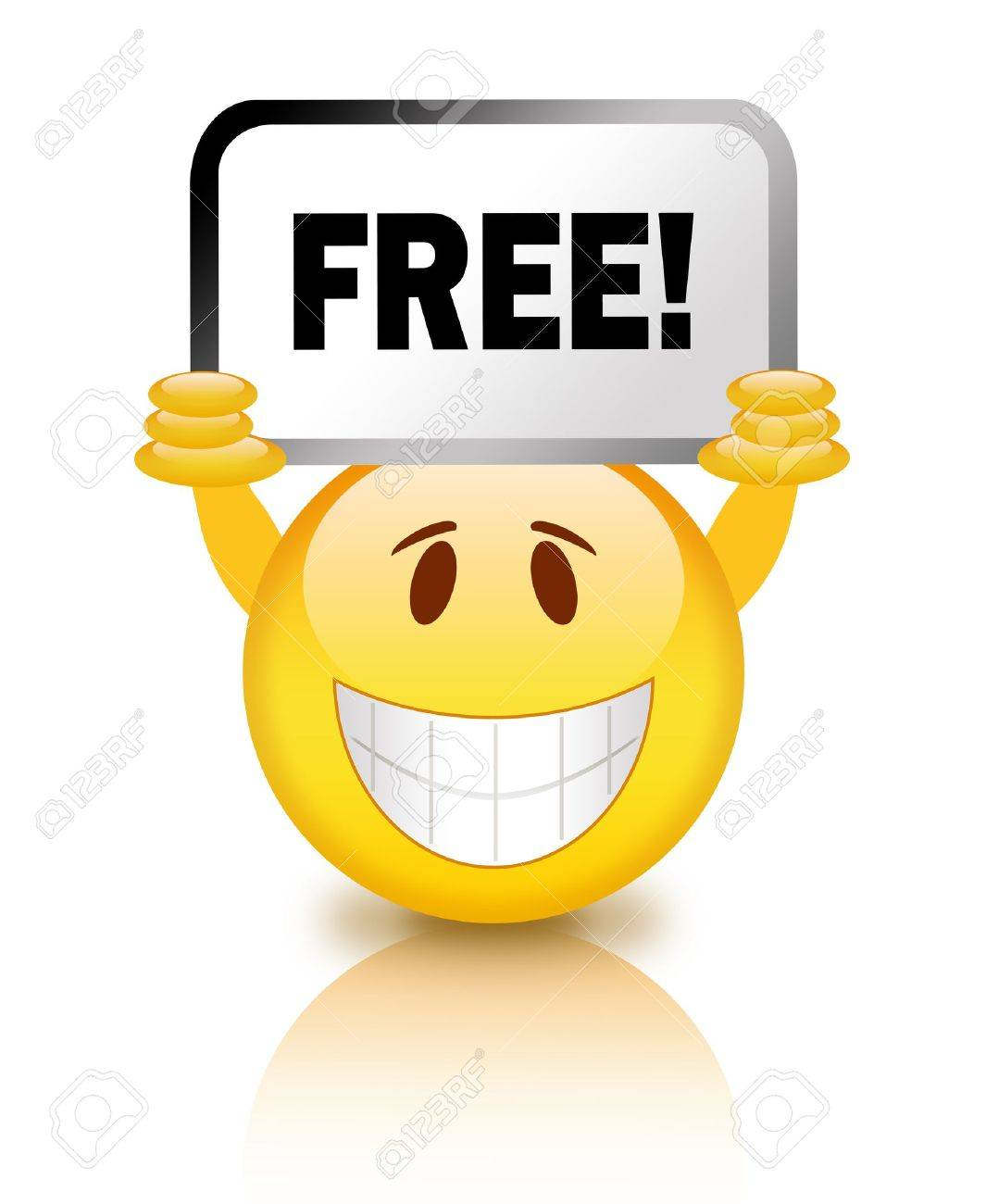 Free Smiley Icon Stock Photo Picture And Royalty Free Image Image 14643702