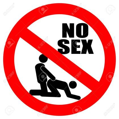 Image result for No sex